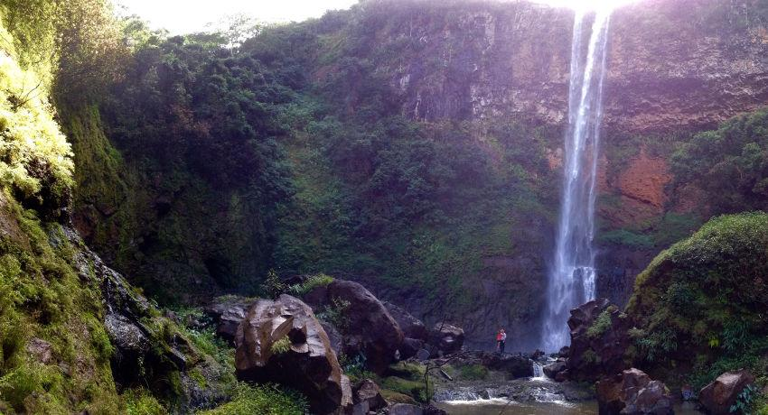 "Chamarel Falls ""Untouched Beauty"""